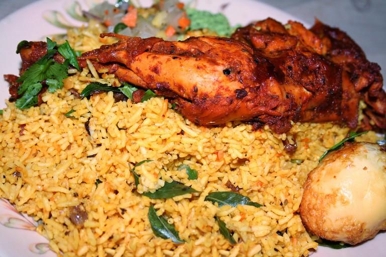 Chicken Biryani © Cooks Academy/Flickr