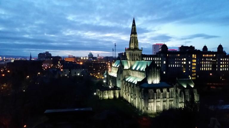 Glasgow Cathedral ©Michel Curi
