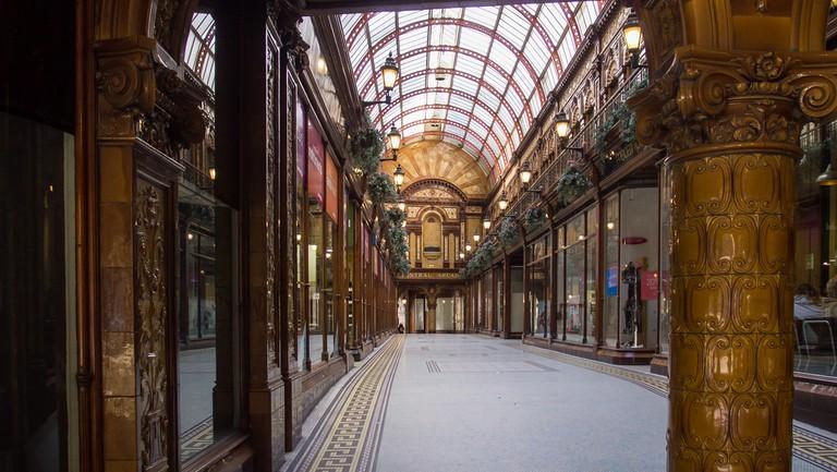 Central Arcade in Newcastle | © Ed Webster/Flickr