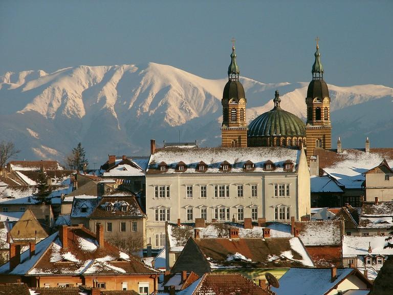 Sibiu | ©Camil Ghircoias/Flickr