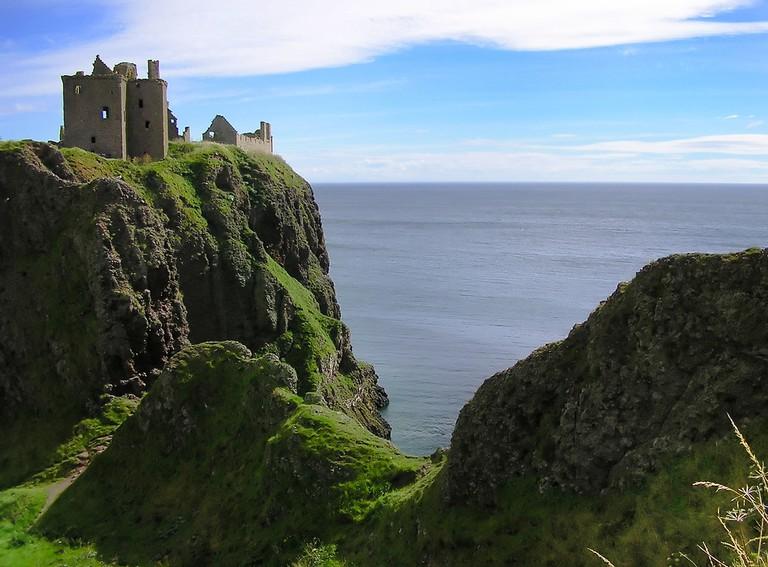 Dunnottar Castle, Angus ©Maciej Lewandowski