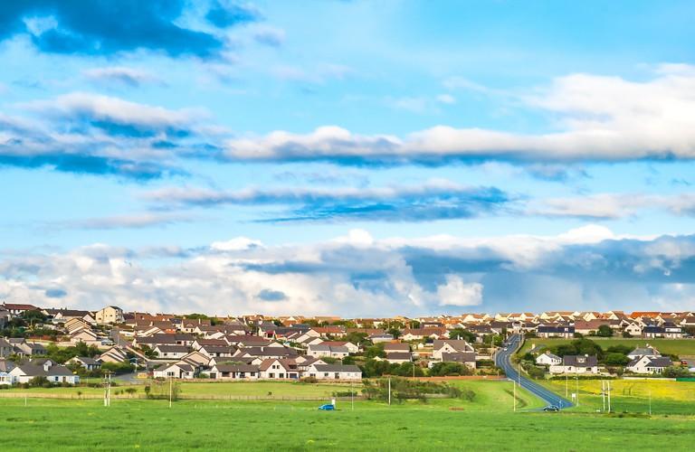 Kirkwall, Orkney Island ©avery ng