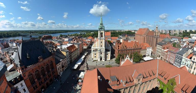 Toruń | ©PROKrzysztof Belczyński/Flickr
