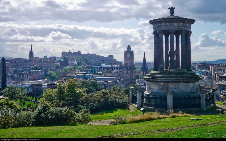 Edinburgh ©Moyan Brenn