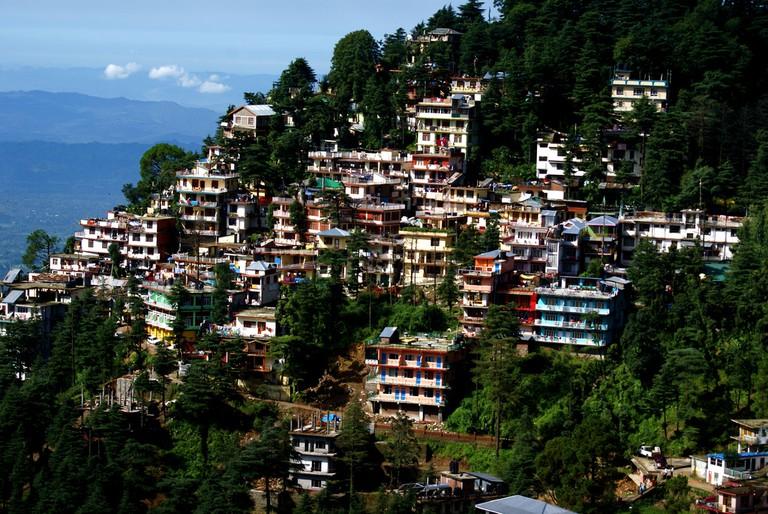 Dharamsala Street View © connieannuziata