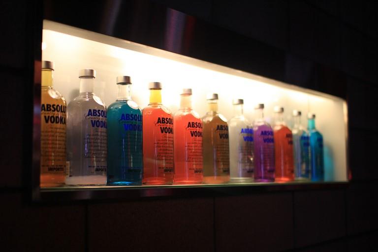 Rainbow Vodka © maya jasmin