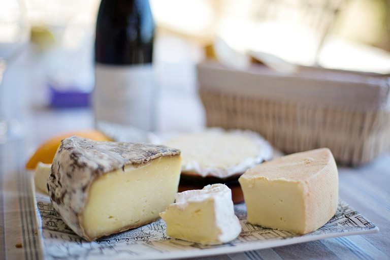 Cheese Board | ©Pixabay