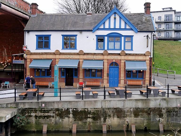 The Tyne Bar | ©David Dixon/Geograph