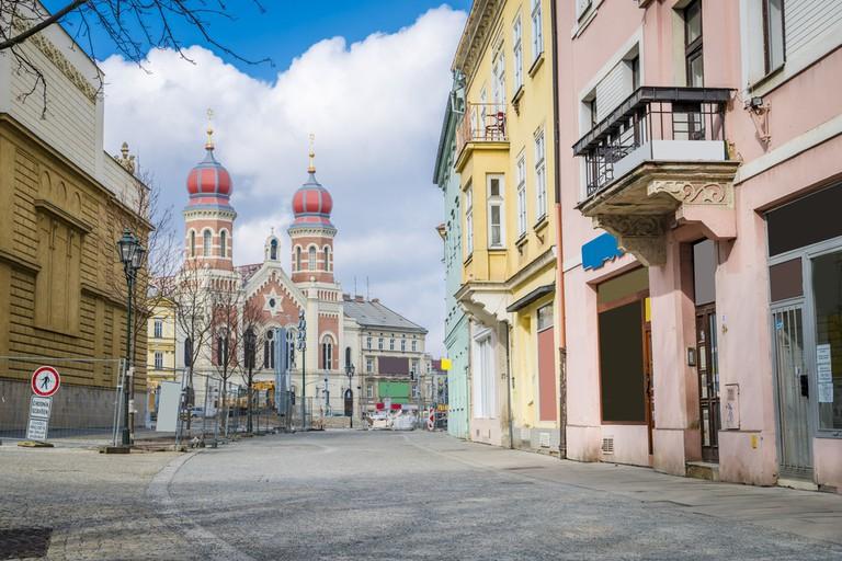 Pilsen, Czech Republic |© Anilah/Shutterstock