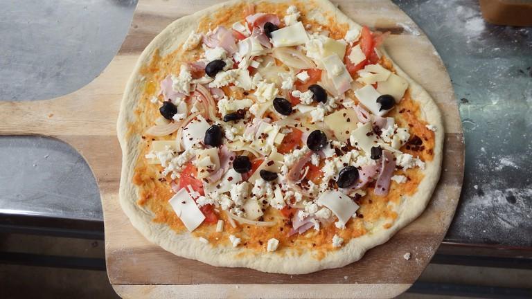 Freshly Made Pizza/ ©Pixabay