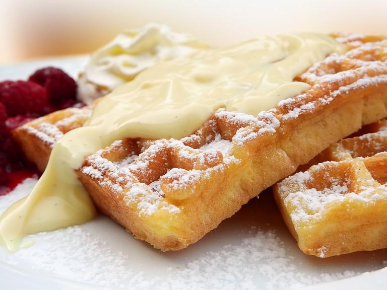 Waffles | ©Pixabay