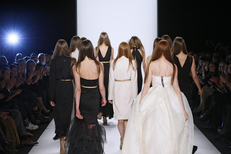 Kaviar Gauche at Berlin Fashion Week