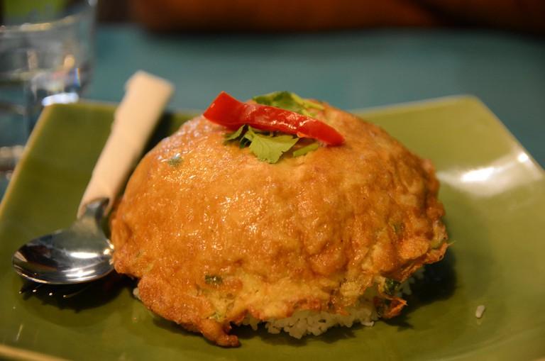 Thai Omelette   © Alpha / Flickr