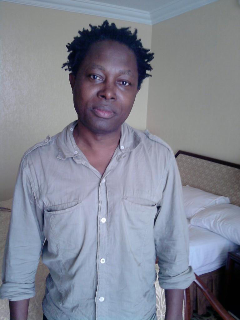 Lokua Kanza © Radio Okapi