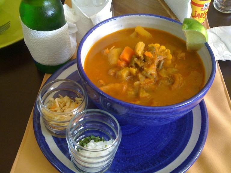 Sopa de Mondongo |© Roberto Rodríguez/Flickr