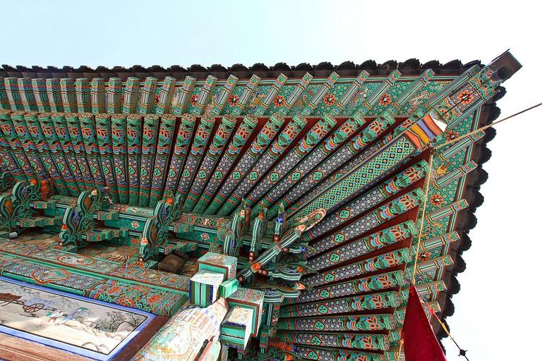 Haeinsa Tapınağı   © YongSIC / Flickr