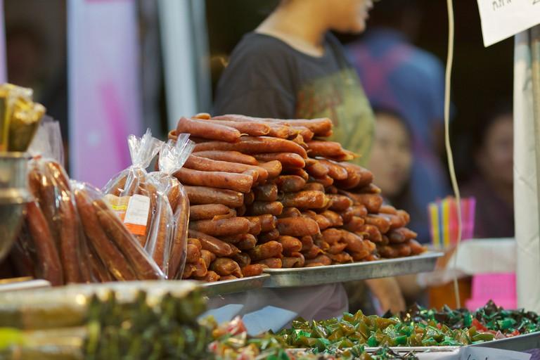 Thai Sausage   © Johan Fatenberg / Flickr