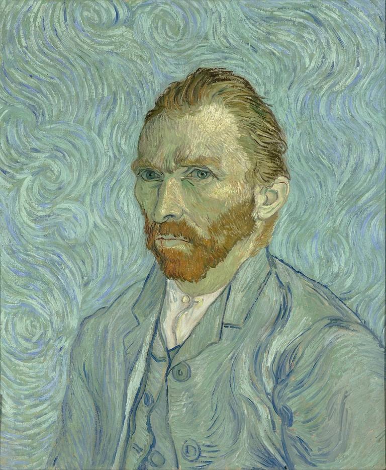 Vincent van Gogh - Self-Portrait - Google Art Project | © 9gFw_1Vou2CkwQ at Google Cultural Institute/WikiCommons