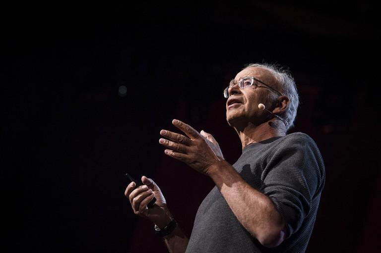 Peter Singer | © TED Conference/Flickr