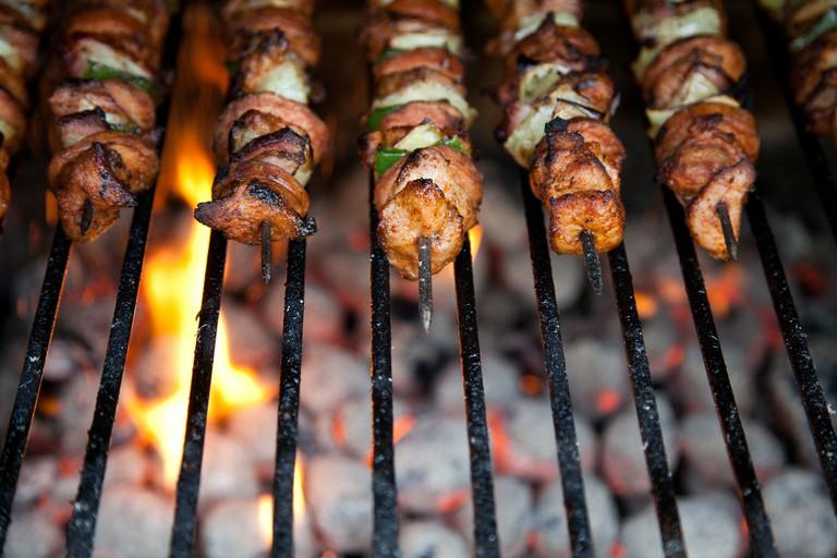 Beef Kabobs| © Pixabay
