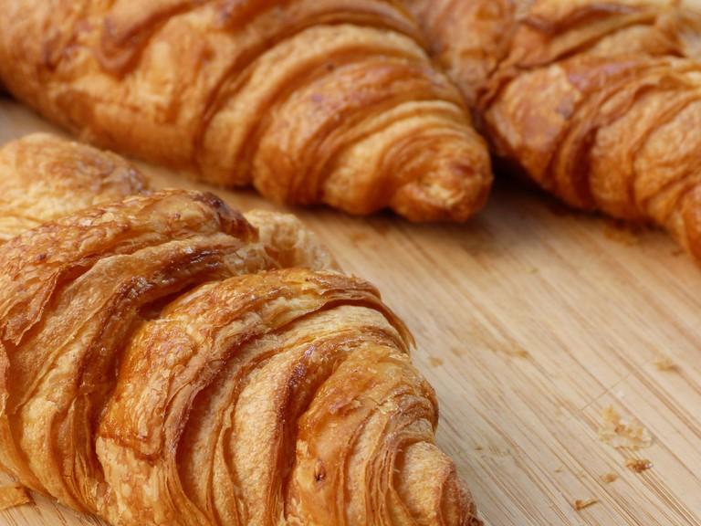 Croissants |© Pixabay