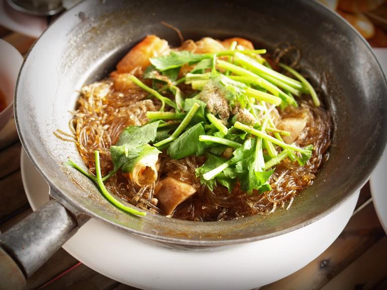 Thai Noodle Soup   © Pixabay