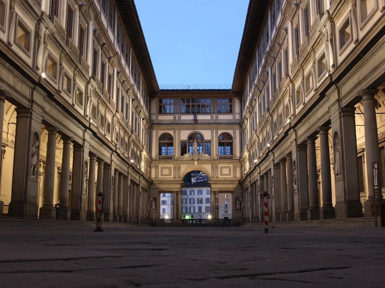 Galleria Degli Uffizi/