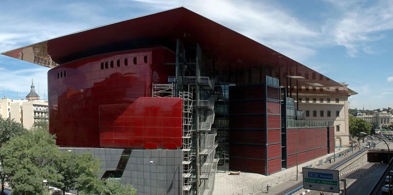 Museuo Nacional Centro de Art Reina Sofía