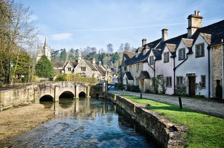 Castle Combe, England | © mubus7/Shutterstock