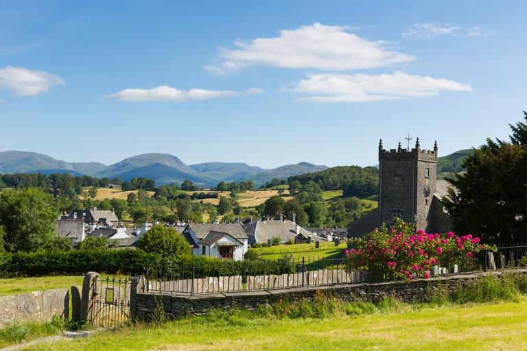 Hawkshead village | © Mike Charles/Shutterstock