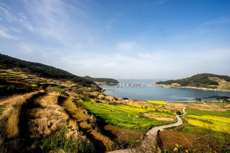 Cheongsando Island/ ©Shutterstock