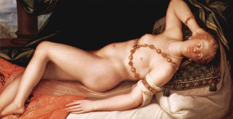 Tullia D'Aragona | © Joseph Heinz the Elder/Wikimedia Commons