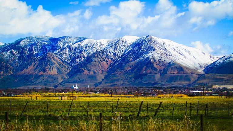 Brigham City, Utah   ©Victor Solanoy/Flickr