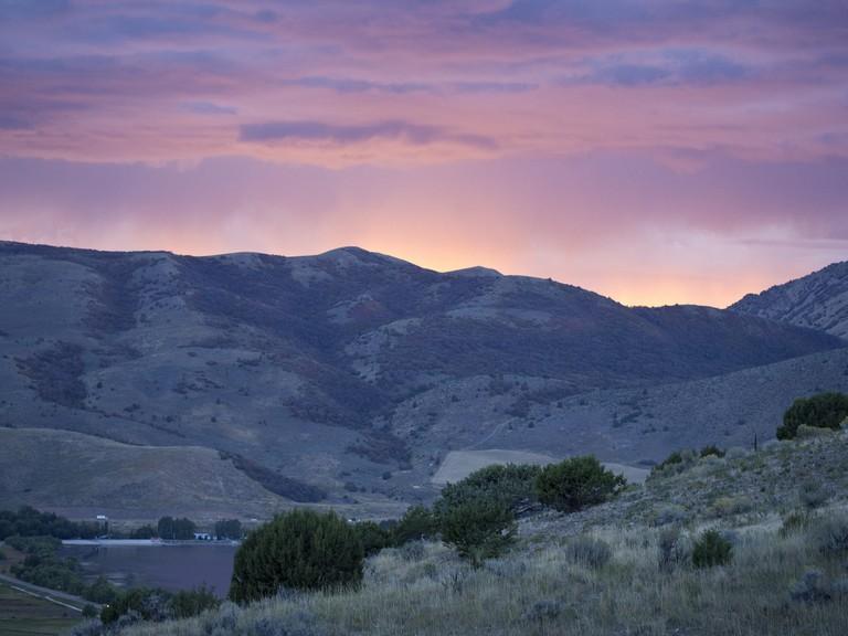 Mantua, Utah   ©Robb Hannawacker/Flickr