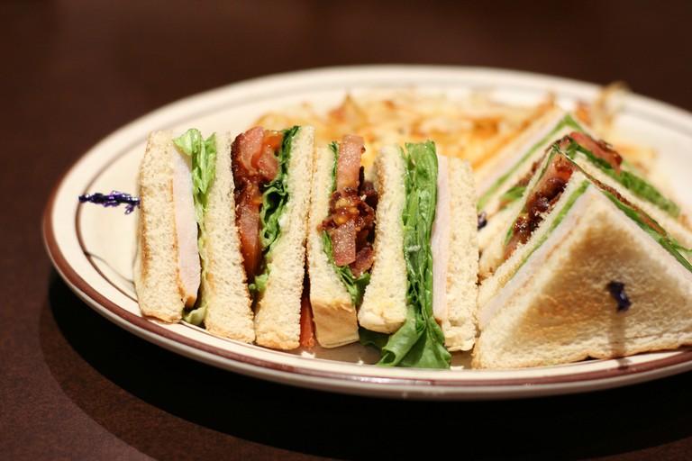 Club Sandwiches | © Geoff Peters/Flickr