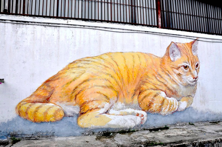 Culture Trip - Penang street art - skippy