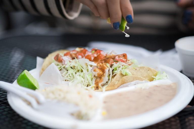 Fish Taco | © Leo Chiou/WikiCommons