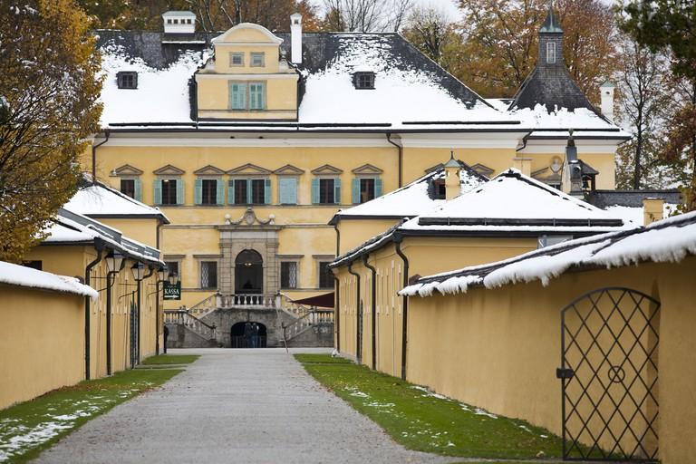 Hellbrunn Palace Salzburg | © PhotoBobil /Flickr