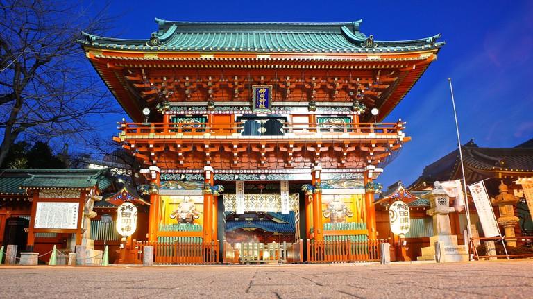 Kanda Myojin Shrine in Chiyoda, Tokyo | © Manish Prabhune/Flickr