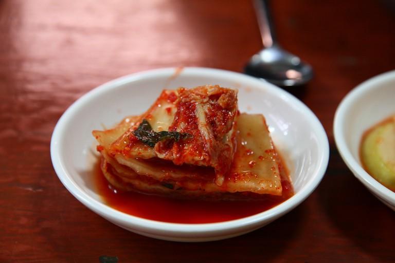 Kimchi is Fermented Vegetables | © Pixabay