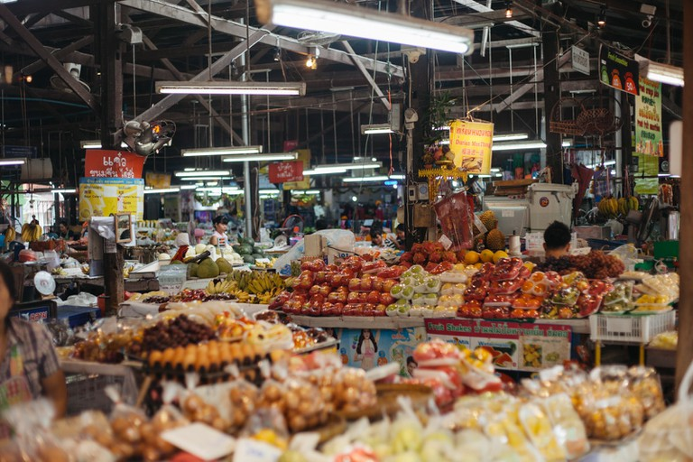 Markets-Chiang Mai-Thailand