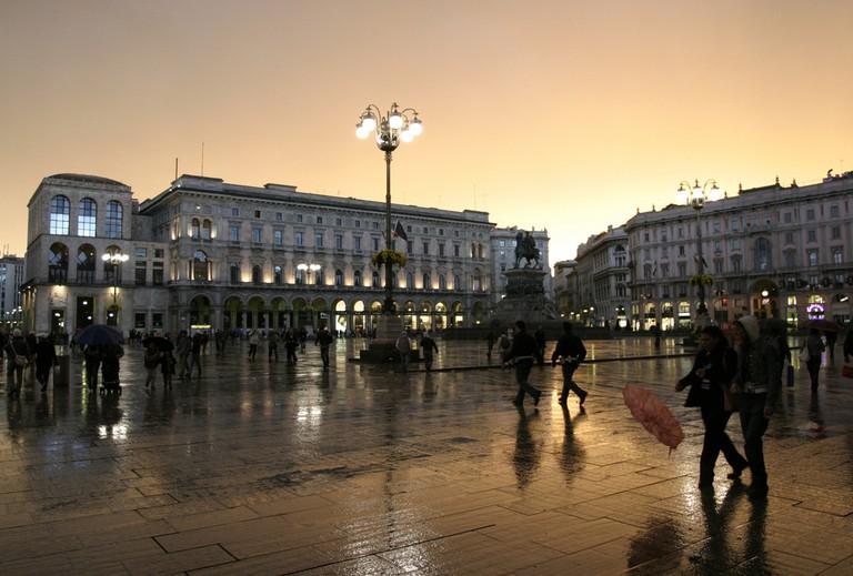 Piazza Del Duomo ©Eoghan McNally / Shutterstock