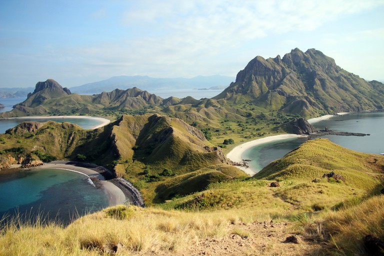 Padar Island, part of the Komodo Islands