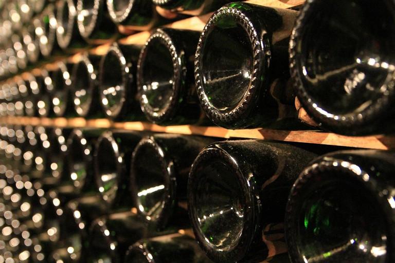 Wine Cellar | © samsonov/Pixabay