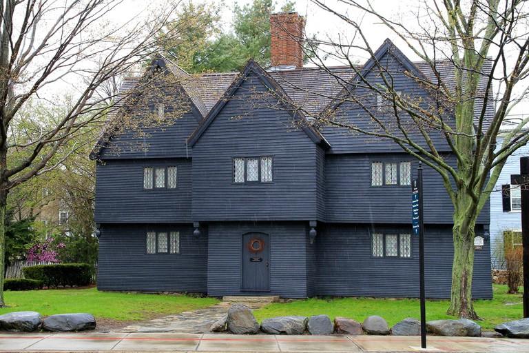 Witch House, Salem MA |© Openroads.com/Flickr