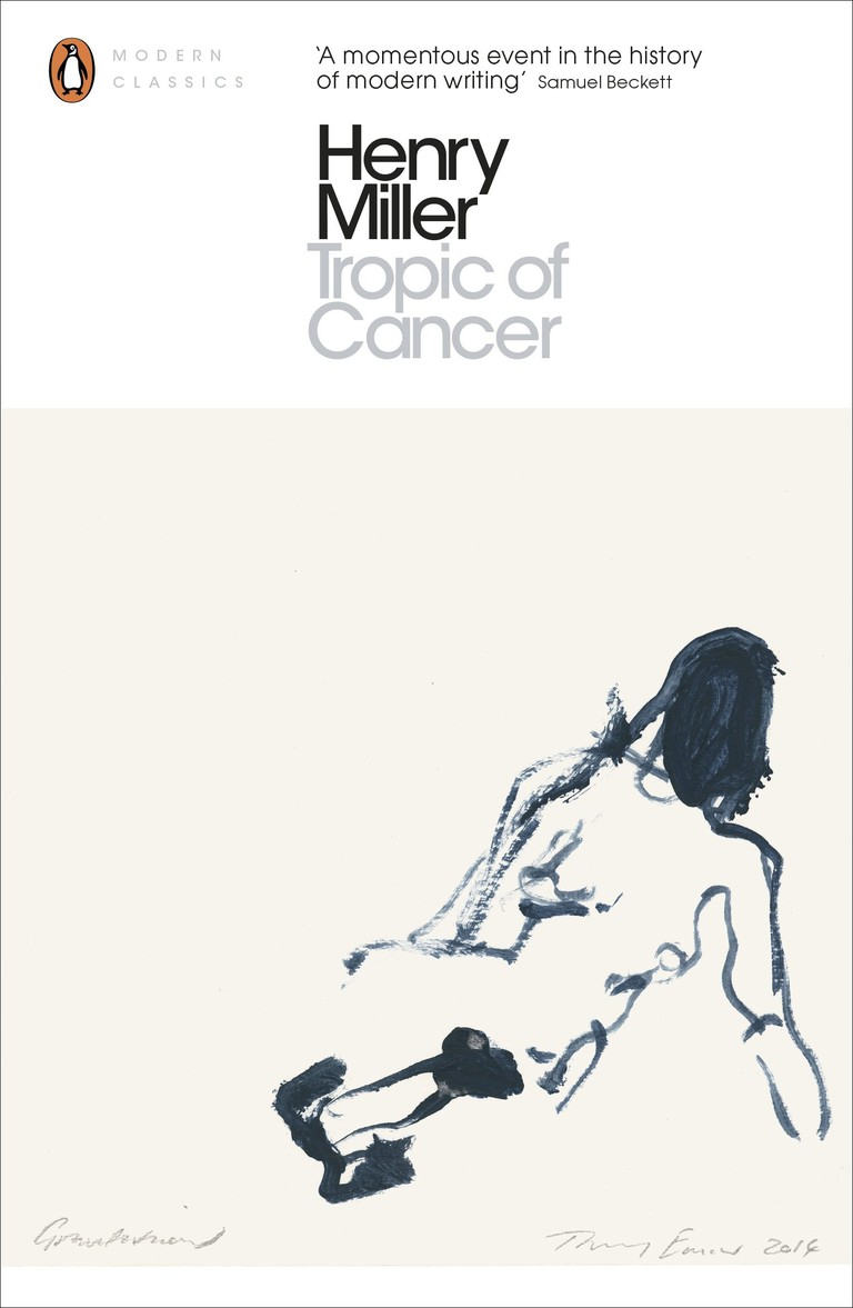 Henry Miller: 'Tropic of Cancer'   Image Courtesy of Penguin Modern Classics