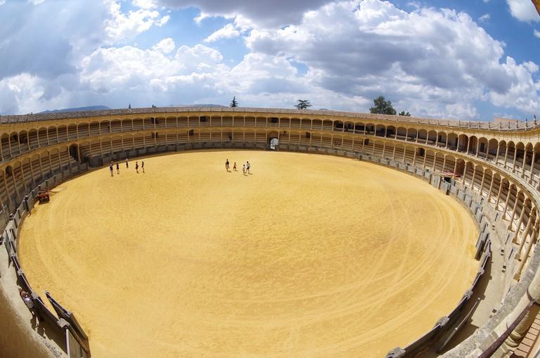 Plaza de Toros de Ronda | © Marnie Pix/Flickr