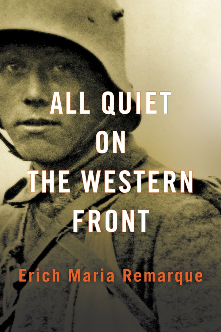 Erich Maria Remarque: 'All Quiet on the Western Front'   ©Image Courtesy of Little, Brown and Company