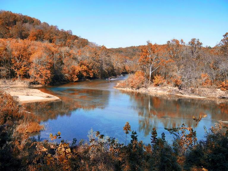 Missouri River/ ©Pixabay