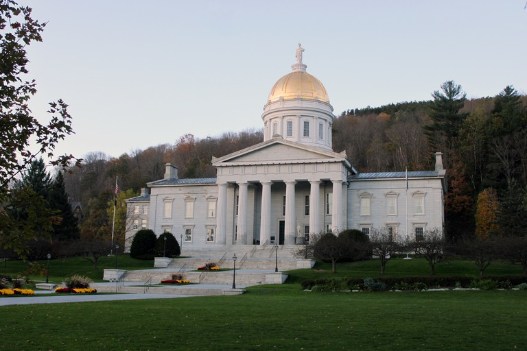 USA - VT, Montpelier state house | © Lukes_photos/Flickr